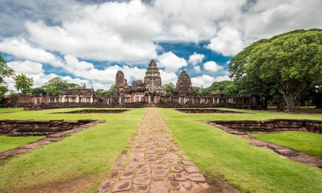 Ancient Ruins and National Parks of Thailand