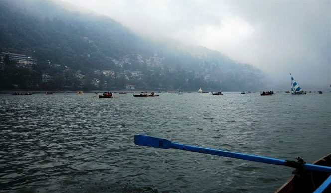Naini Lake-places to visit in Nainital