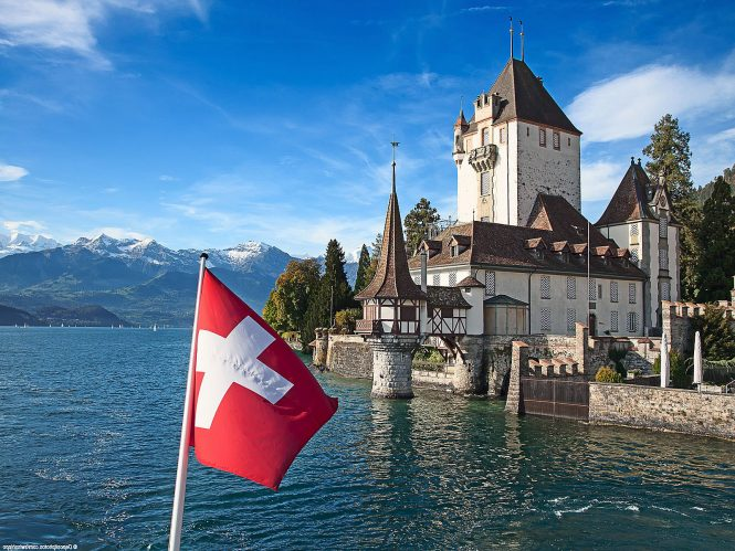 Oberhofen CastleOberhofen Castle - Things to do in Switzerland