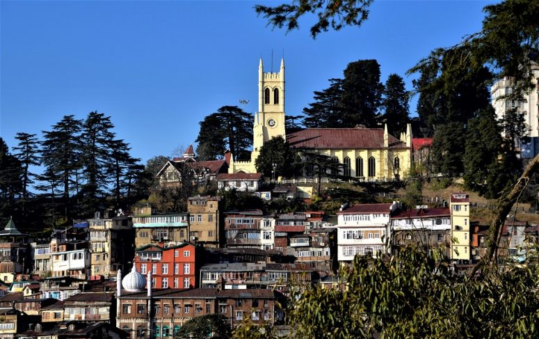 14 places to see in Shimla - Here's all you need to know