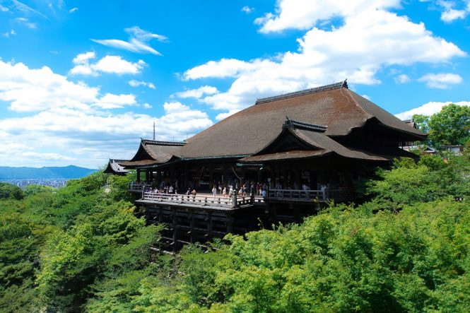 Kiyomizu-Dera-places to see in Japan