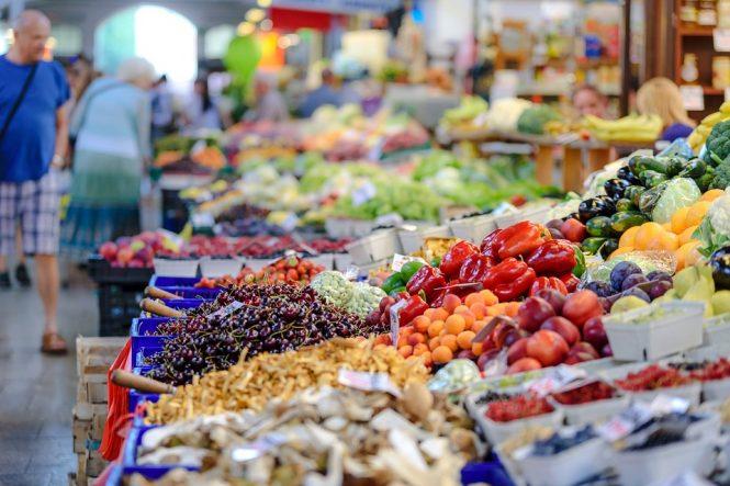 Mahebourg Market Shopping
