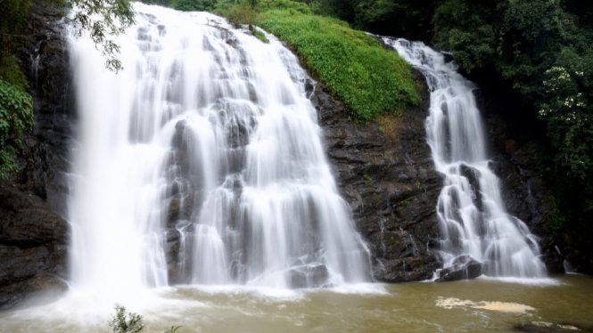 Abbey falls- Coorg hill station