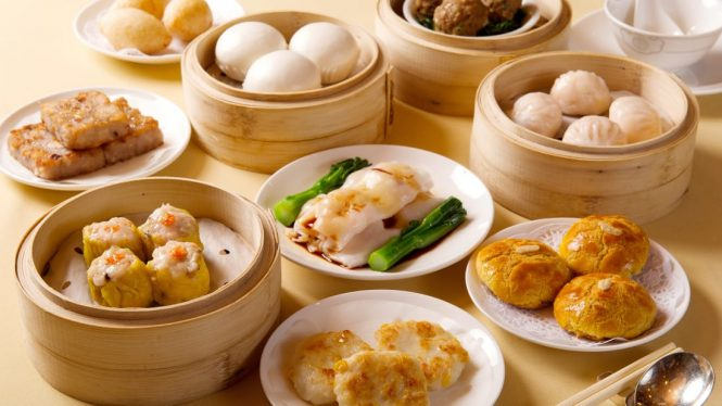 Dim Sums- Hong kong food
