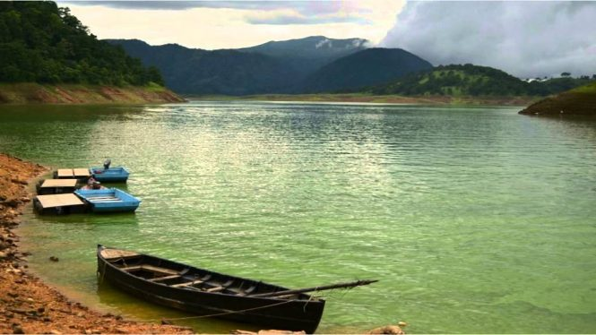 Umiam Lake-Places to visit in Shillong