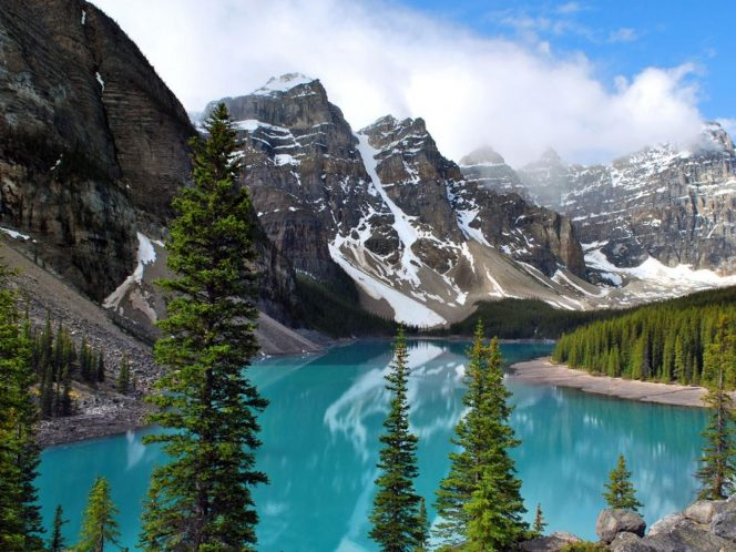 Banff National Park- Places to visit in Canada