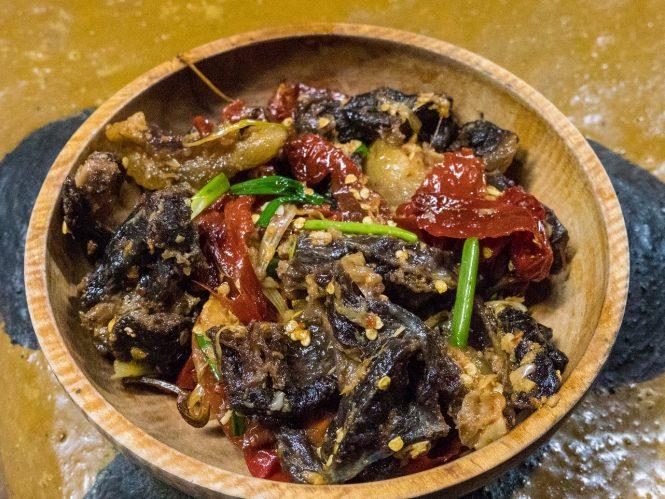 Yaksha Shakam- Bhutan food
