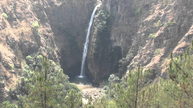 Sweet Falls-Places to visit in Shillong