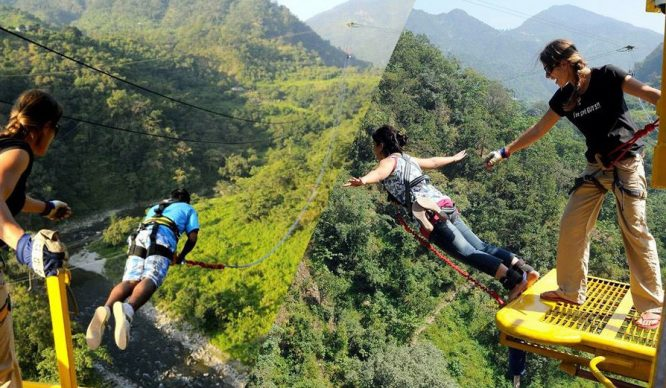 Giant Swing- Adventure Activities in Uttarakhand