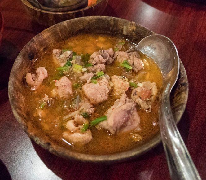 Gondo Datshi- Bhutan food