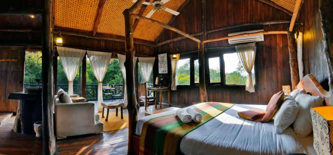 Best Tree Houses in India- The Tree House Hideaway