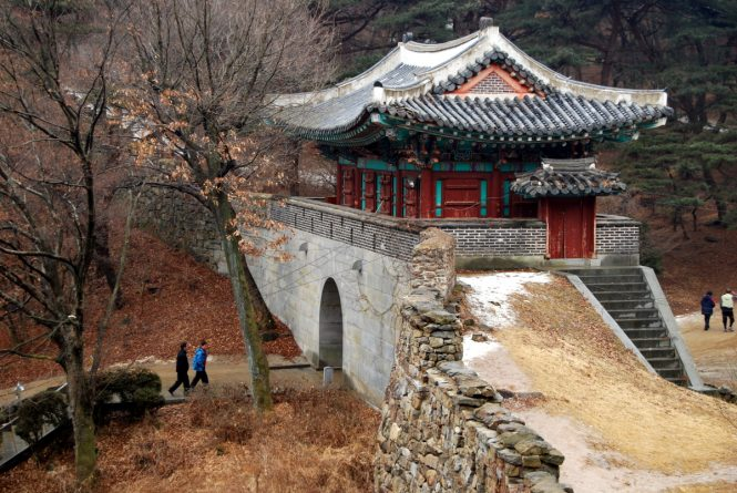 Jeondeungsa Temple- places to visit in Korea