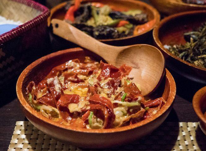Ema Datshi- Bhutan food
