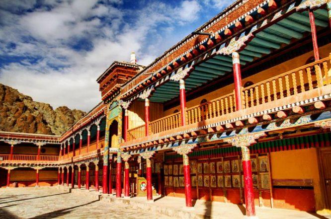 Hemis - Monastery in Ladakh