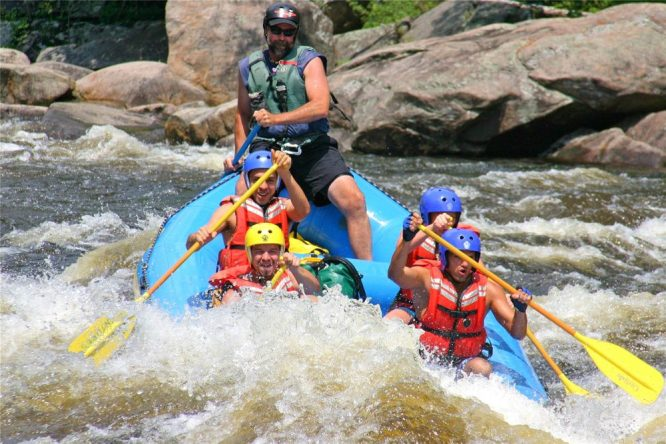 White Water Rafting- Adventure Activities in Uttarakhand