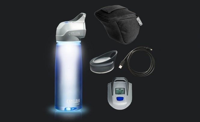 Water Purifying Bottle - Travel Gadgets