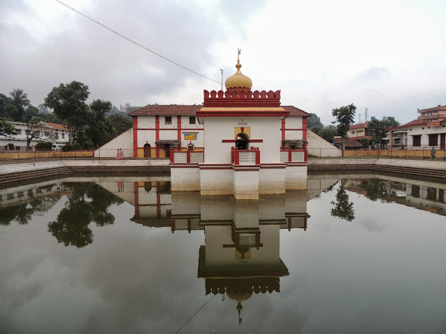 Omkareshwar temple- Coorg hill station