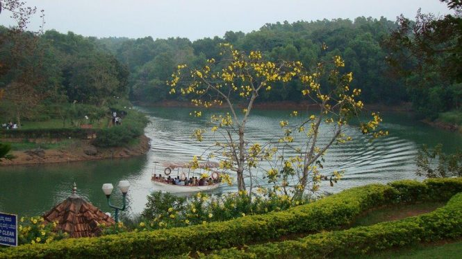 Cauvery Nisargadhama- Coorg hill station