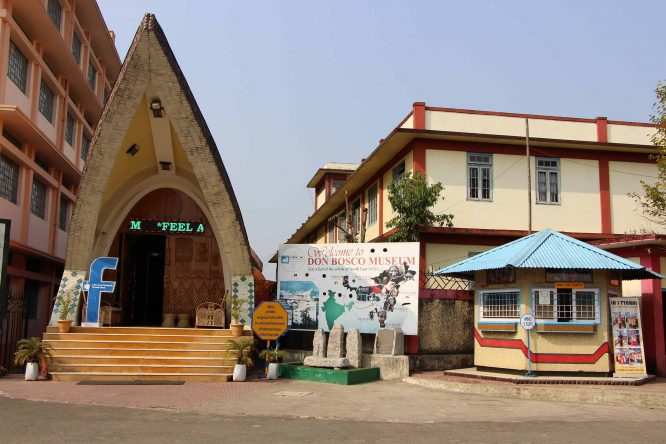 Don Bosco Museum-Places to visit in Shillong
