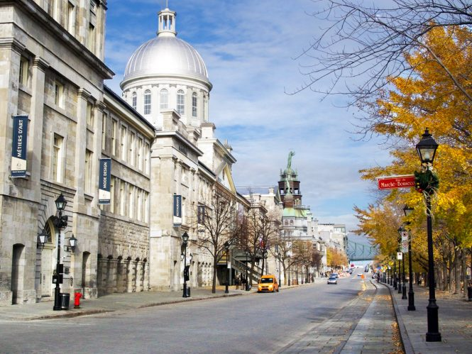 Old Montreal- Places to visit in Canada