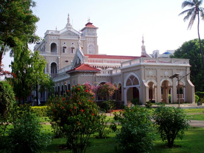 Aga Khan Palace- places to visit in Pune