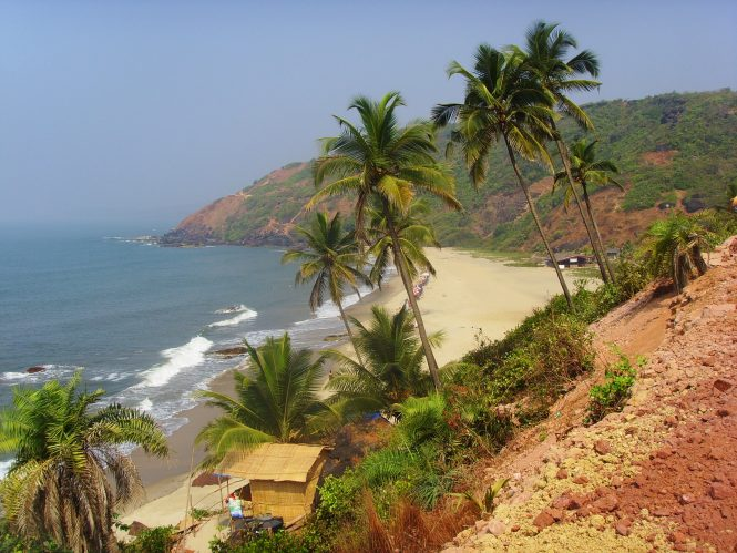 Goa- Tourist Places in India