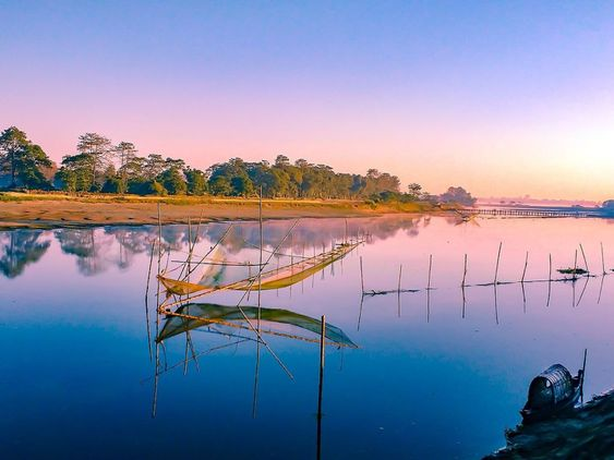 Majuli- Places to visit in North East