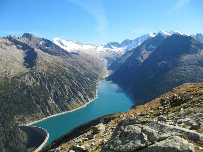 View Schlegeis Lake- Things to do in Austria