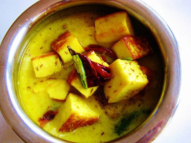 Chaaman- Kashmiri Food