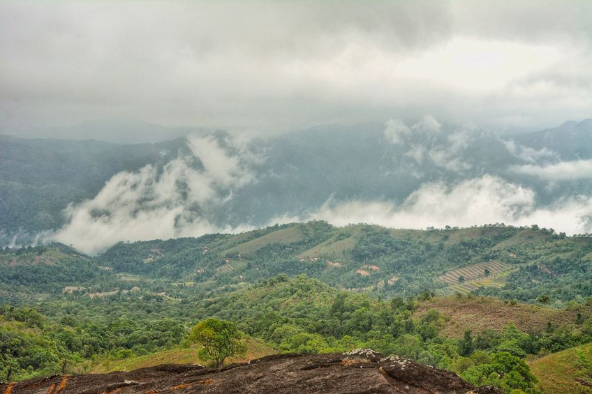 Chikmagalur- Places in South India