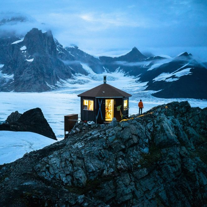 Don Sheldon Mountain House- Alaska adventure