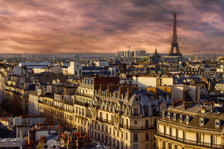 Grand and Gorgeous Paris Hotels