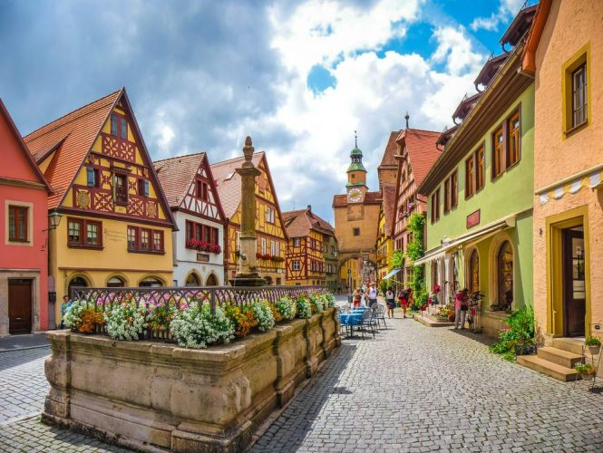 Germany- international summer holiday
