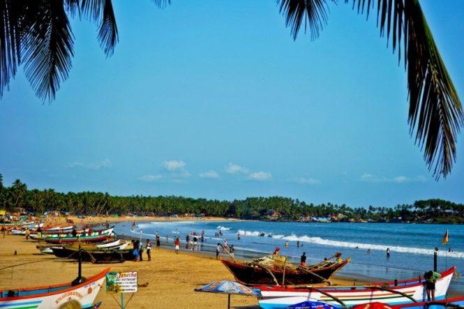 Goa- Best luxury destinations in India for Honeymoon