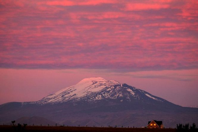 Hekla Volcano- things to do in Iceland