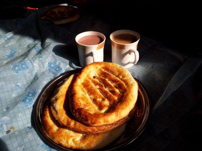 Kulcha- Kashmiri Food