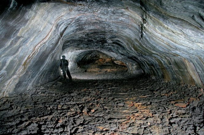 Leidarendi Lava Caves- things to do in Iceland