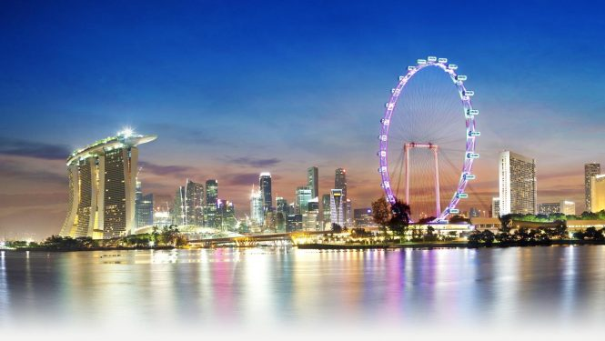 Singapore- international summer holiday