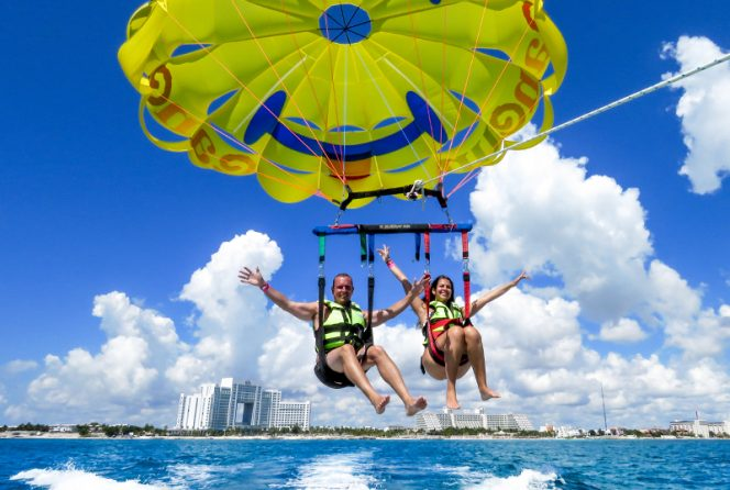 Parasailing - things to do in Andaman