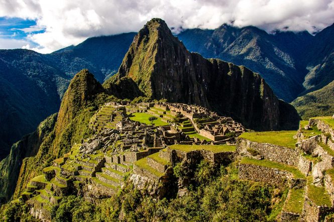 Peru- international summer holiday