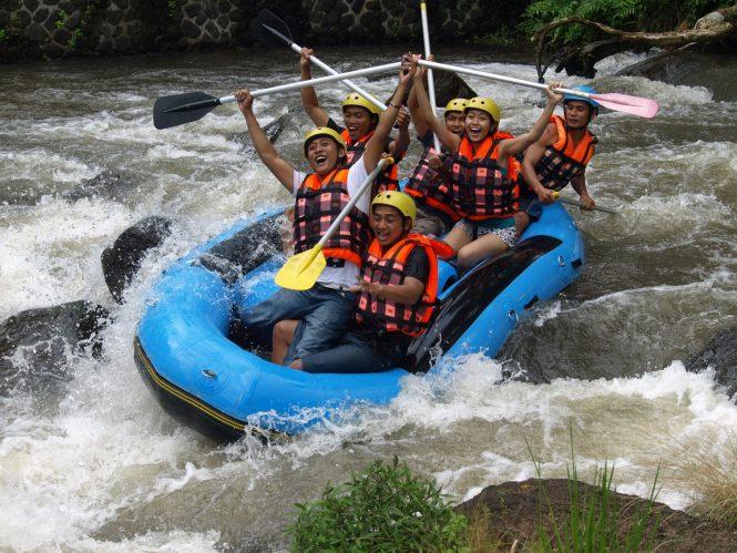 River Rafting - Rishikesh