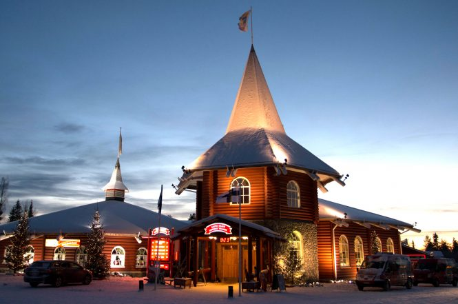 Santa Clause Village - Things to do in Finland