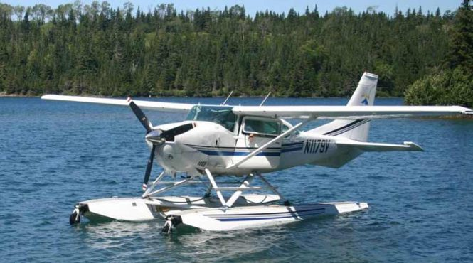 Sea plane ride - things to do in Andaman