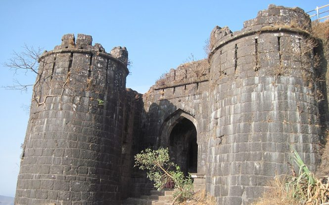 Sinhagad Fort- places to visit in Pune