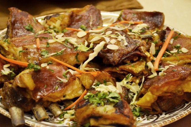 Tabak Maaz-Kashmiri Food