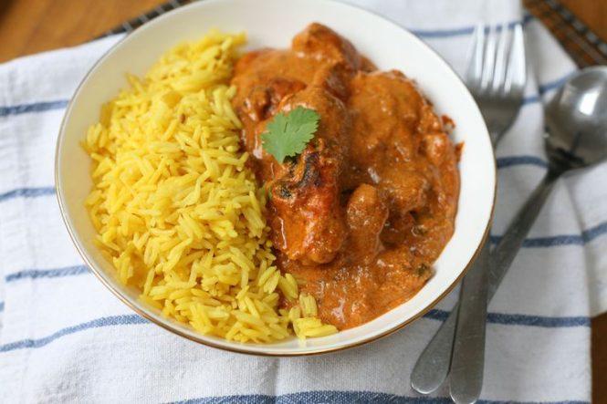 Tehar-Kashmiri Food