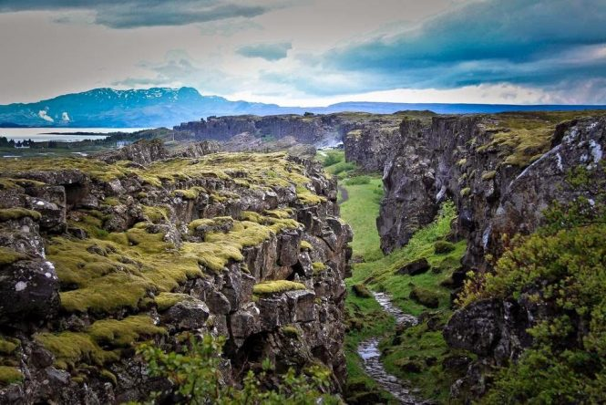 Thingvellir National Park - Game of Thrones