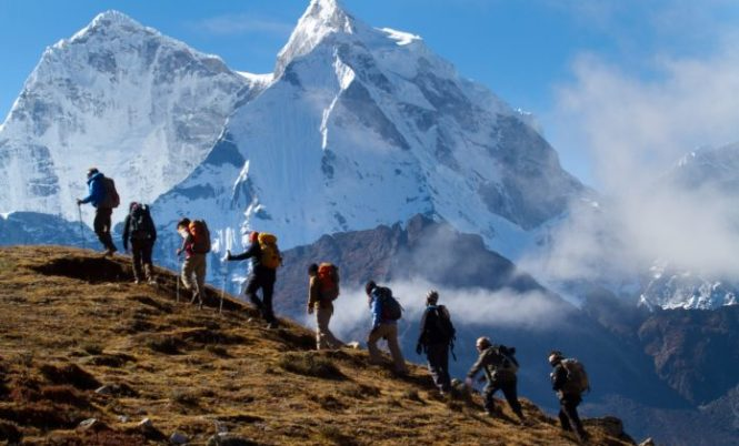 Trekking in the Himalayas- Adventure Activities in Uttarakhand