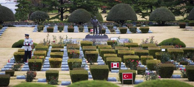 United Nations Memorial Cemetery- places to visit in Korea