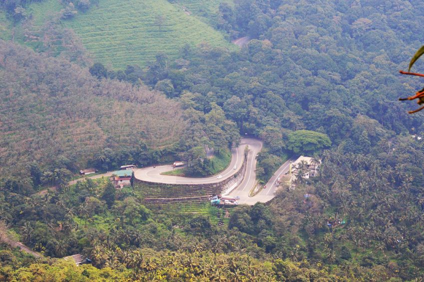 Wayanad- Places in South India